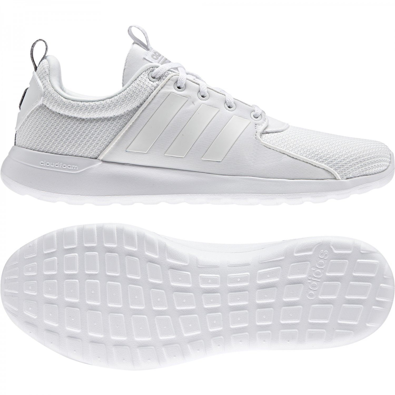 Adidas Buty meskie Cloudfoam Lite Race biale r. 38 2/3 (AW4262) 18500
