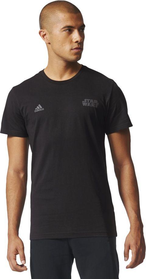 Adidas Koszulka meska Kylo Ren czarna r. S ( CG1571) CG1571