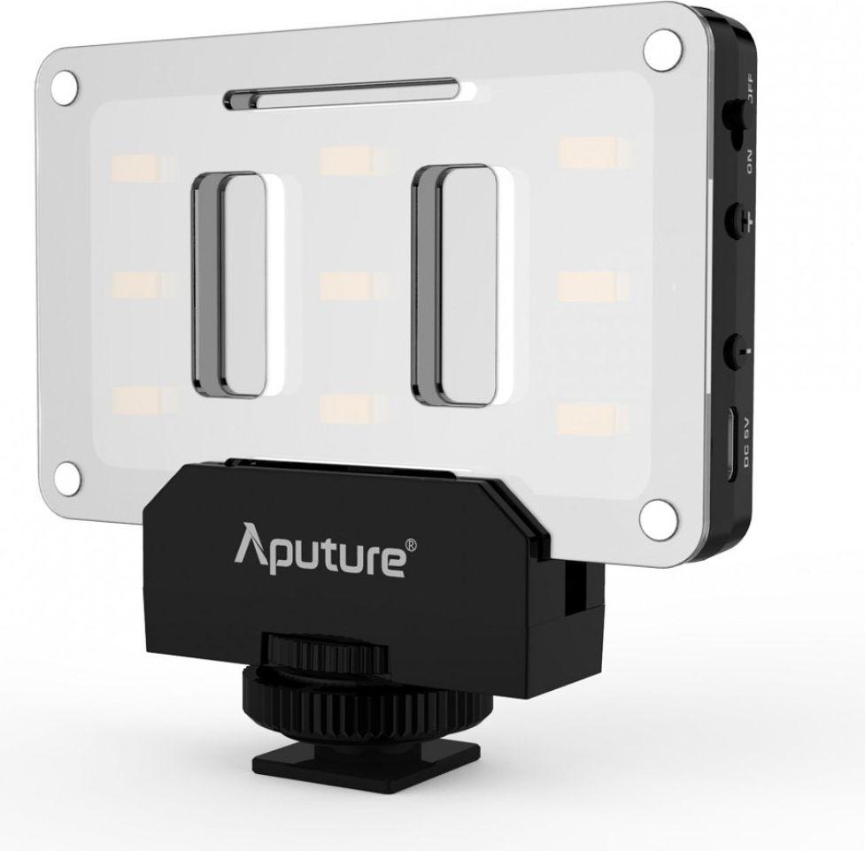 Aputure Lampa LED Amaran AL-M9 zibspuldze