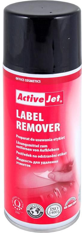 Activejet AOC-400 Label remover  400ml AOC400