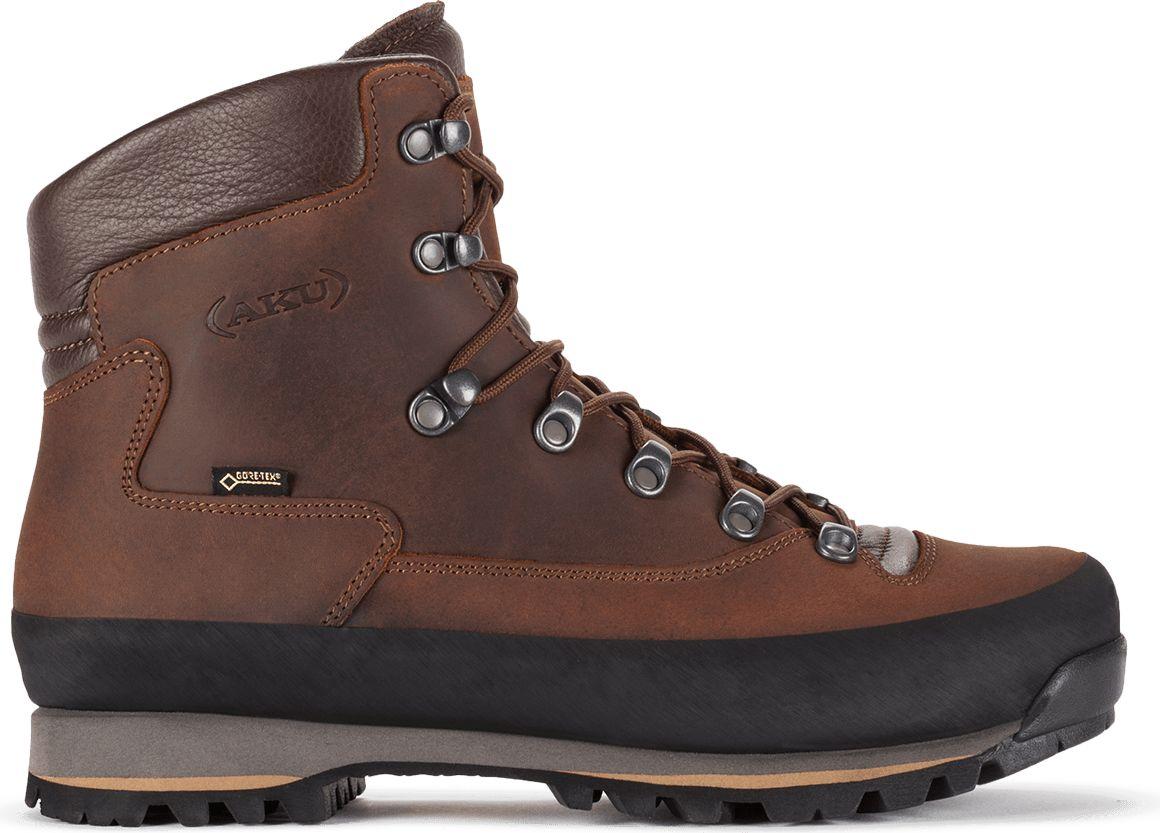 Aku Buty meskie Conero NBK GTX Brown/Dark Brown r. 44,5 (878.6-400) 4051601 Tūrisma apavi