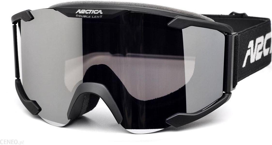 Arctica Gogle narciarskie Arctica G-106 czarne 4103998