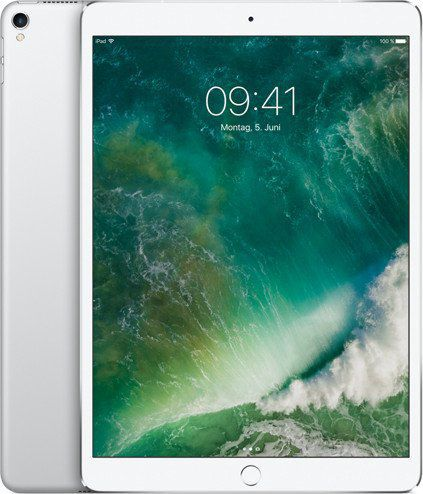 Apple iPad Pro 10.5 Wi-Fi Cell 256GB Silver Planšetdators