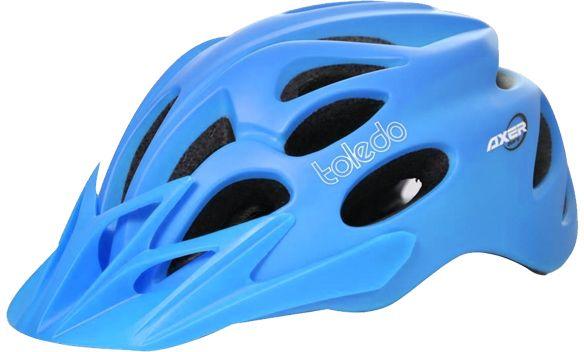 Axer Bike BICYCLE HELMET TOLEDO BLUE r. M  (A24140) A24140