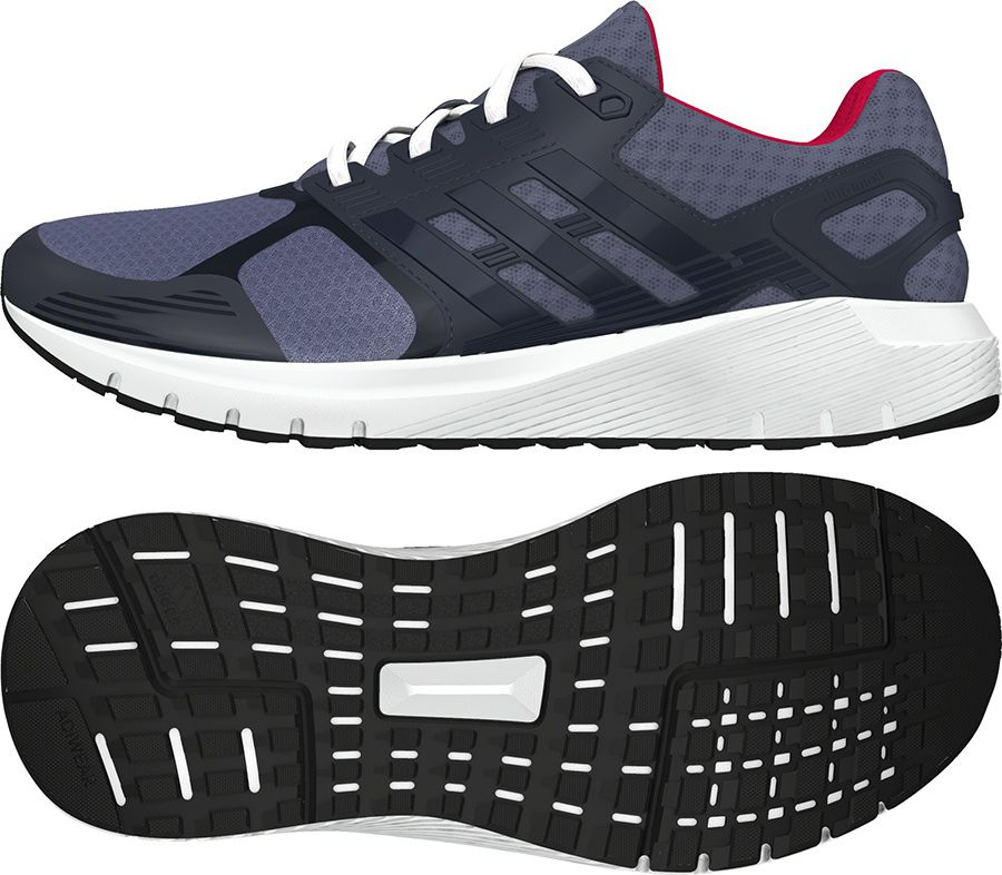 Adidas Buty damskie Duramo 8m szare r. 38 (BA8089) BA8089