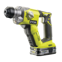 Ryobi R18SDS-L25S  ONE+ Cordless Combi Drill SDS-plus