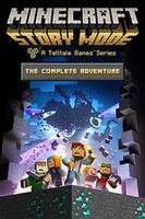 Minecraft Story Mode The Complete Adventure (XONE)