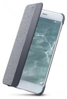 Huawei View Flip Cover Light Grey P10 Plus maciņš, apvalks mobilajam telefonam