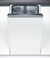 Bosch Serie 2 SPV24CX00E Iebūvējamā Trauku mazgājamā mašīna