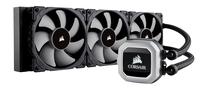Hydro Series H150i Pro RGB 3x120mm RGB Ligiuid CPU Cooler procesora dzesētājs, ventilators