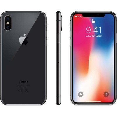 Apple iPhone X 64GB Space Grey Mobilais Telefons