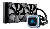 CORSAIR Hydro H115I Pro 280mm Radiator procesora dzesētājs, ventilators
