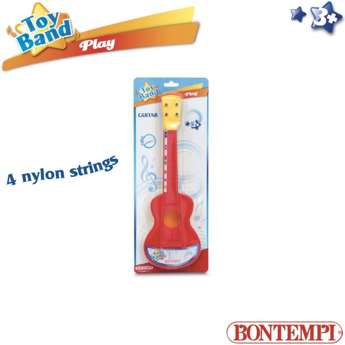 Bontempi Gitara hiszpanska 4-strunowa, 40 cm (041-12066) GXP-649603
