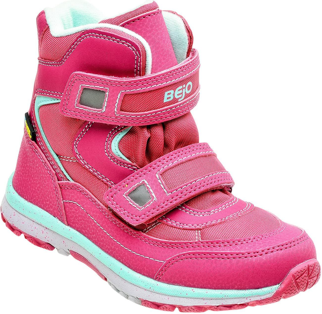 BEJO Buty dzieciece Piner Jr Fuchsia/dark Fuchsia/mint Green r. 33 5264543
