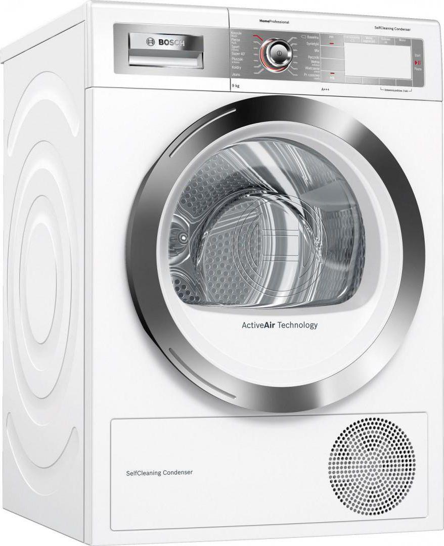 WTY887W0PL Bosch        Dryer Veļas žāvētājs