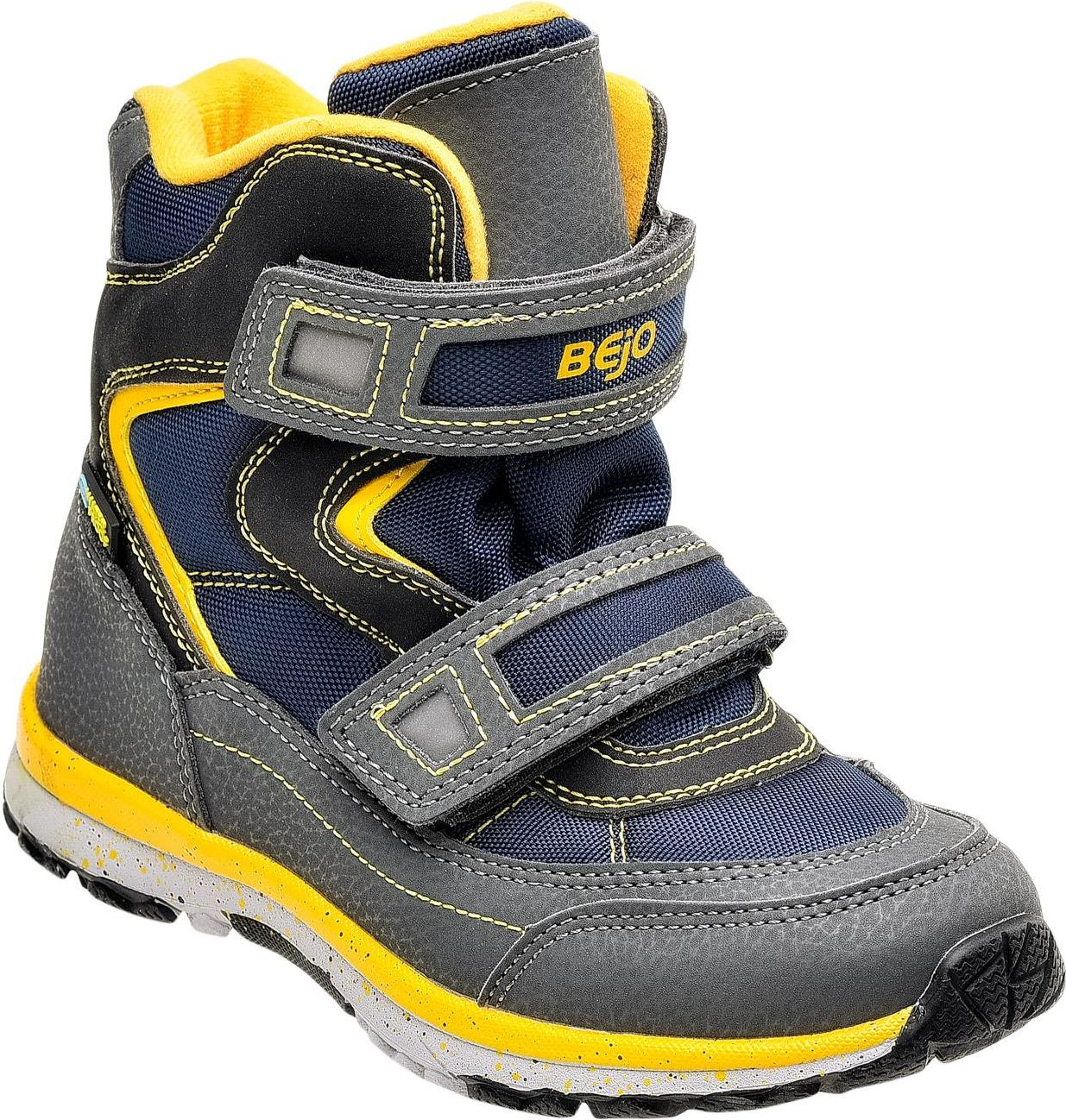 BEJO Buty dzieciece Piner Jr Navy/dark Grey/corn r. 34 5264540