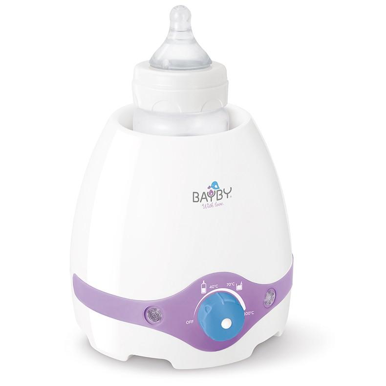 Bērnu pudelītes sildītājs Bayby BBW 2000 piederumi bērnu barošanai