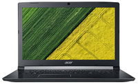 Acer Aspire A517-51G-80HZ 1.8GHz i7-8550U 17.3Zoll 1920 x 1080Pixel Black N... Portatīvais dators