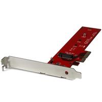 StarTech.com x4 PCIe Expansion card to M.2 PCIe SSD Adaptor karte