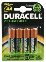 Duracell StayCharged - 4x AA