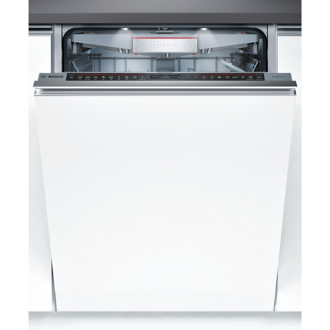 Bosch Dishwasher SBV88TX36E Built in, Width 60 cm, Number of place settings 13 Iebūvējamā Trauku mazgājamā mašīna