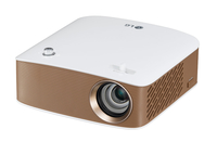 Projector LG PH150 white DLP projektors