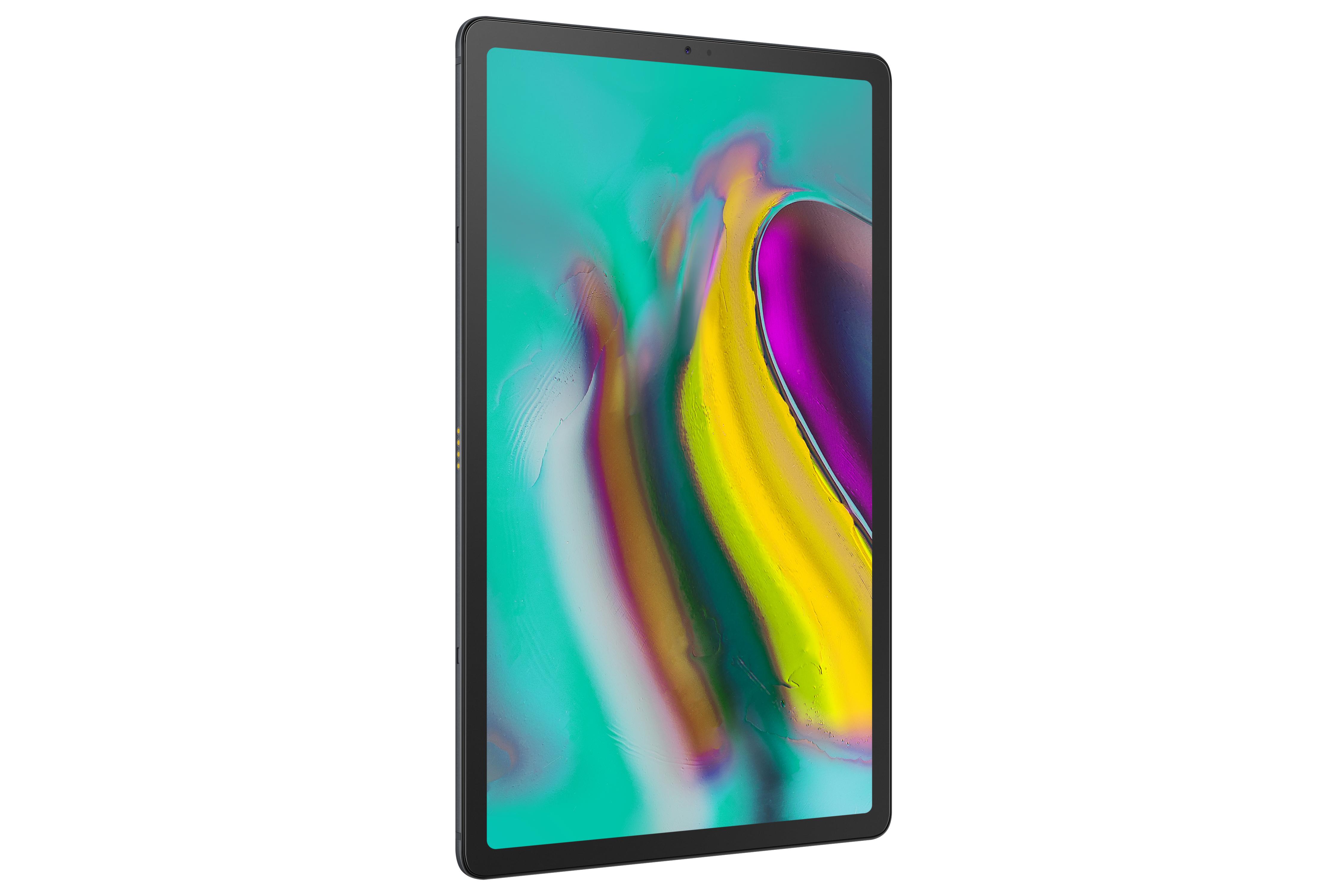 Samsung Galaxy Tab S5e LTE 64GB  SM-T725NZKASEB Black SM-T725NZKASEB Planšetdators