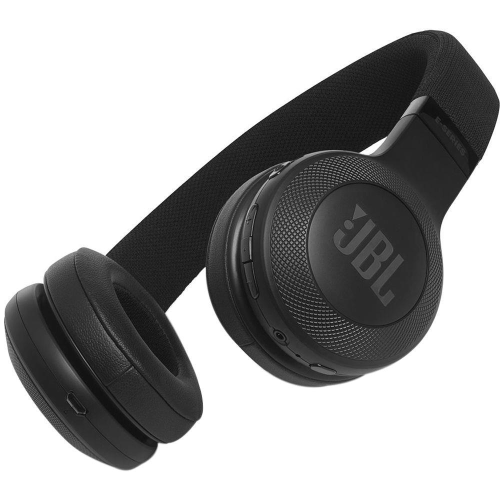 JBL E45, on-ear BT headphone austiņas