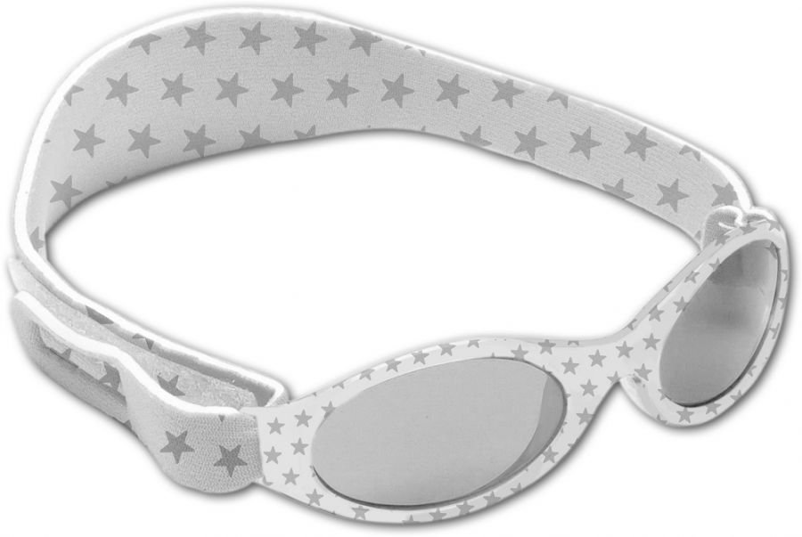 Xplorys Okularki przeciwsloneczne Dooky Banz - Silver Stars (T-XP-110607) T-XP-110607