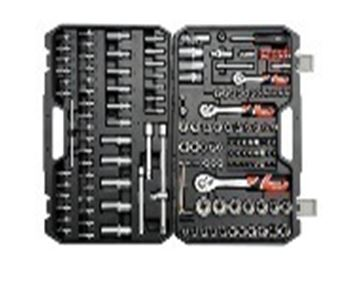Yato Socket wrench set 1/4