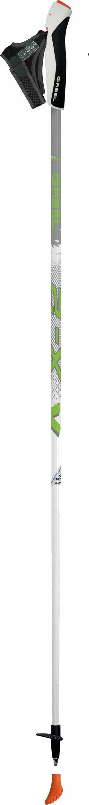 Gabel Kije trekkingowe X-2 Green 120 cm 7008361081200