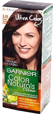 Garnier Color Naturals Krem koloryzujacy nr 5.25 Jasny Opalizujacy Kasztan 0339111
