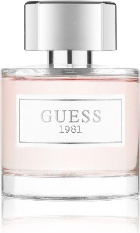 Guess Guess 1981 EDT 100ml 75164 Smaržas sievietēm