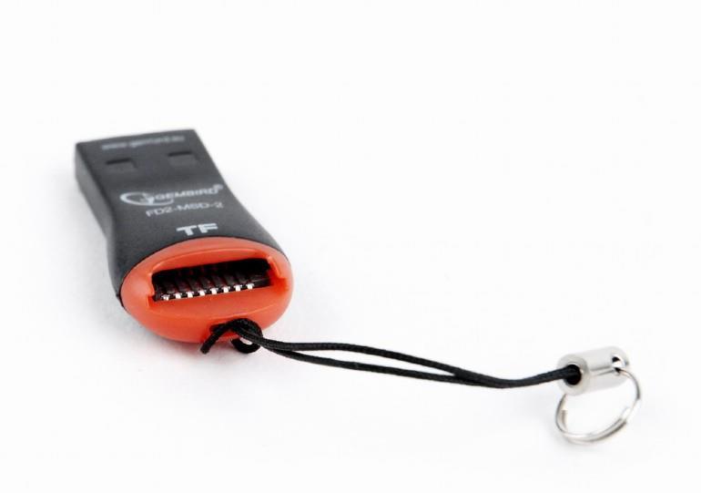 Gembird MicroSD card reader karšu lasītājs