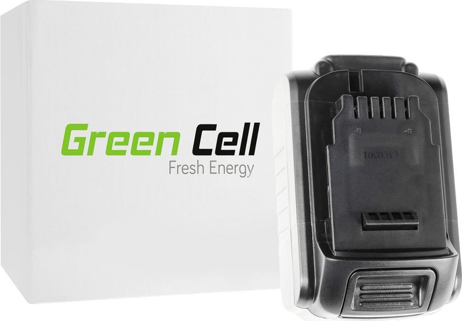 Green Cell Power Tool Battery for Dewalt DCD740 DCD780 DCD980 DCF620 DCF880 DCN660 DCS350 DCS380