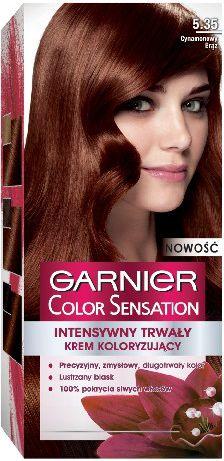 Garnier Color Sensation Krem koloryzujacy 5.35 Cynamonowy Braz 0343824