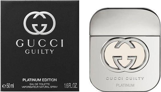 Gucci Guilty Platinum Edition EDT 50ml 730870216934 Smaržas sievietēm