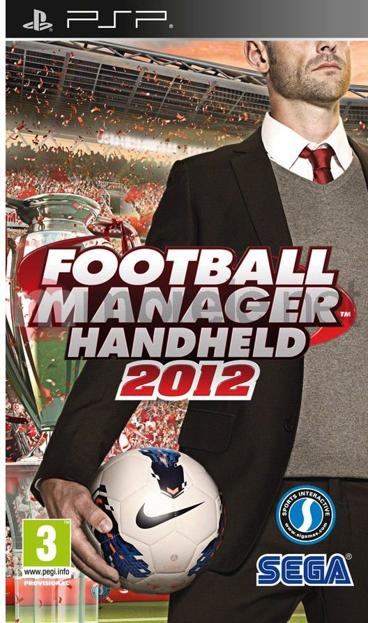 Football Manager 2012 5055277015122