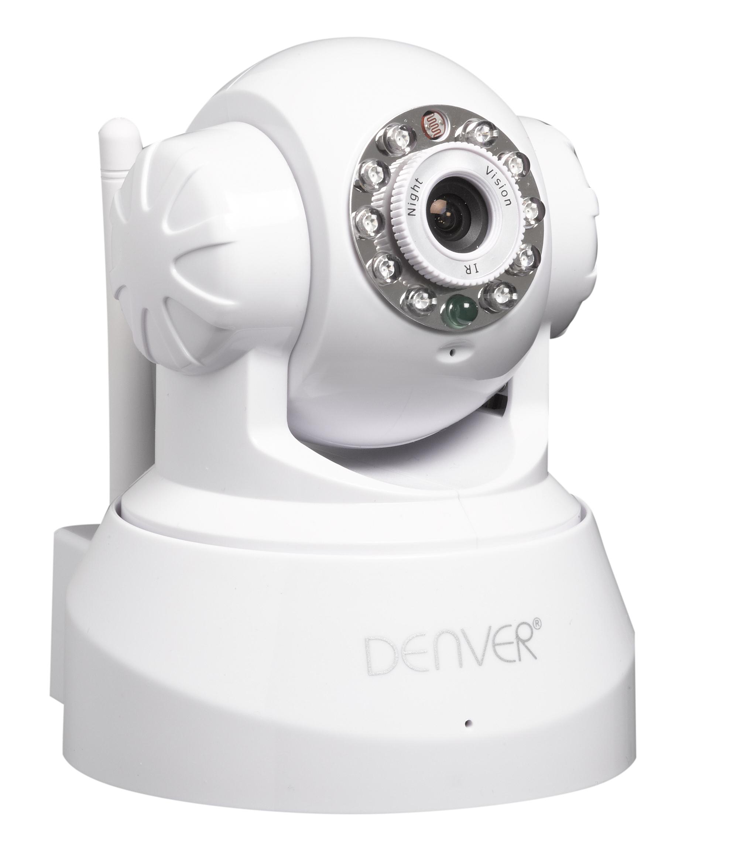Denver IPC-330 white novērošanas kamera