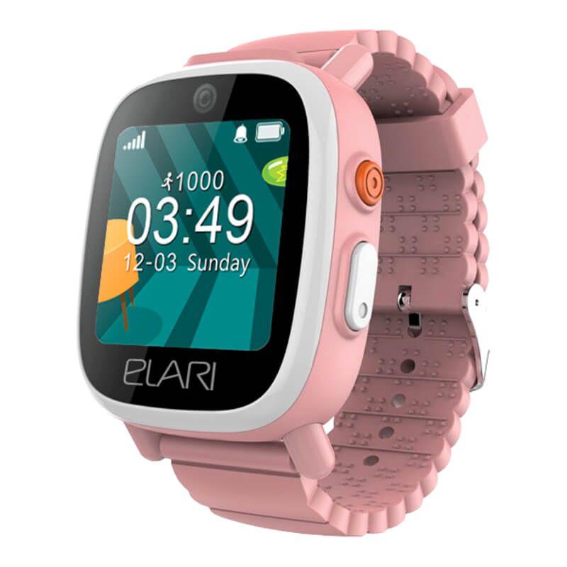 Elari FixiTime 3 FT-301  Pink Viedais pulkstenis, smartwatch