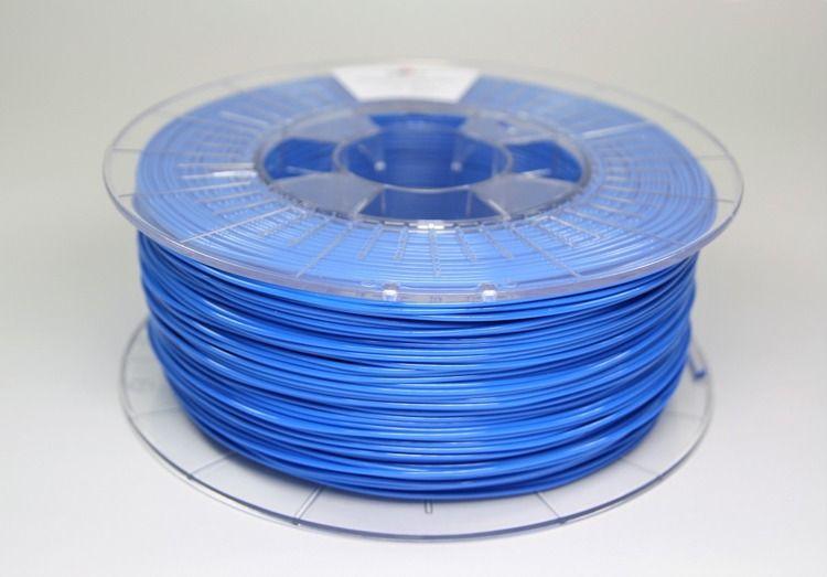 SPECTRUM / PETG / PACIFIC BLUE / 1,75 mm / 1 kg 3D printēšanas materiāls