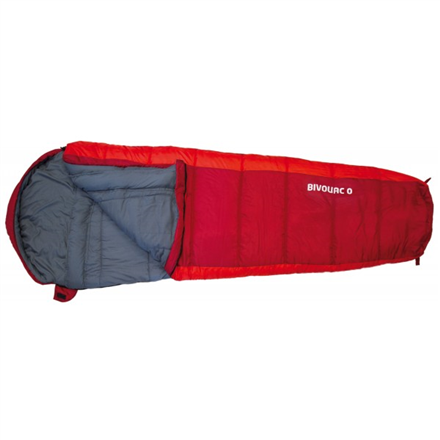 FRENDO Bivouac 0, Sleeping bag, 215x80(55) cm, 0/-5/-15C, Right side zipper guļammaiss