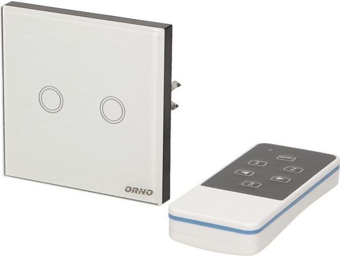 Orno Single wireless remote controlled switch (OR-GB-422)