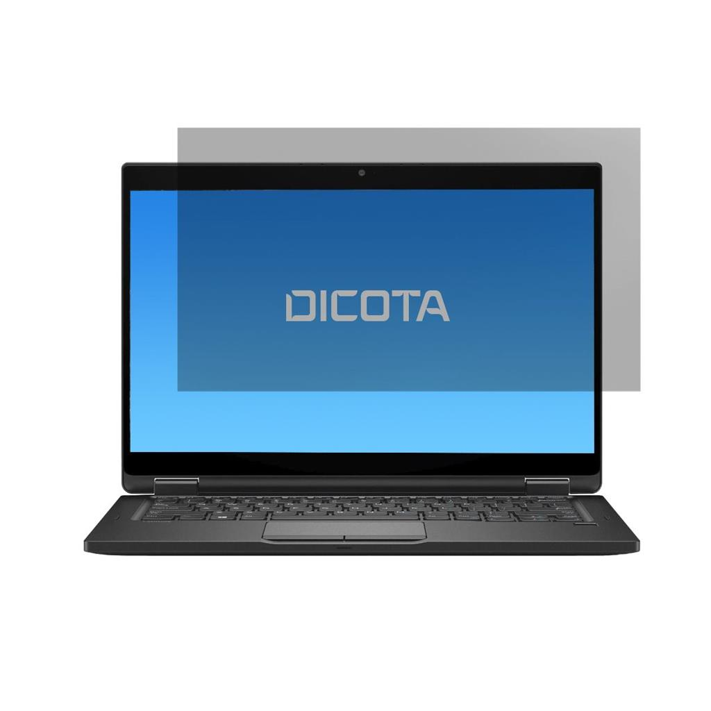 Dicota Secret 2-Way Privacy filter for DELL Latitude 7389, side-mounted