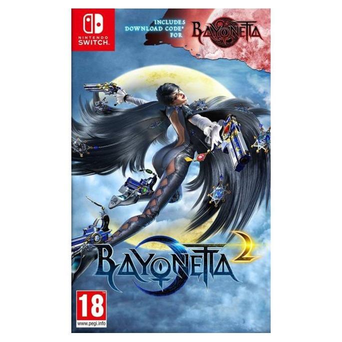 Nintendo Switch Bayonetta 2 incl. Bayonetta 1 spēle