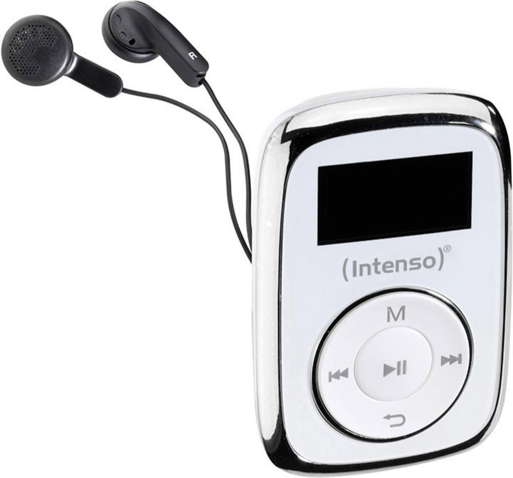 Intenso Music Mover - Digital Player - white (3614562) MP3 atskaņotājs
