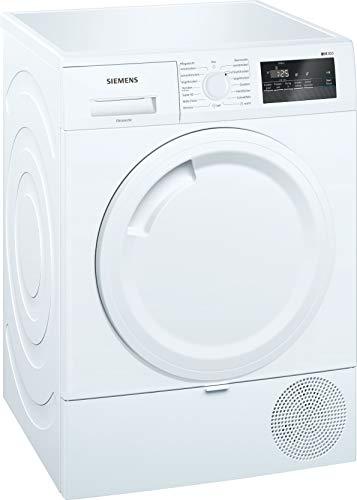 Siemens WT43RV00 iQ300, heat pump condenser dryer(White) WT43RV00 Veļas žāvētājs