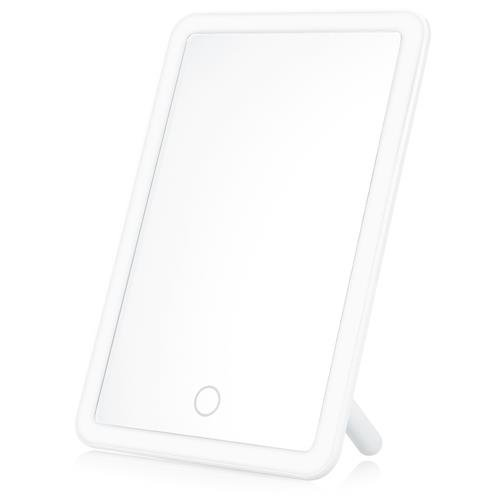 Platinet Moderns Spogulis ar LED 3W / Touch kontroli / Balta PMLY6W