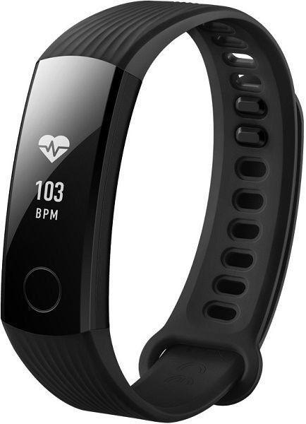 Huawei Honor Band 3  Carbon Black Viedais pulkstenis, smartwatch