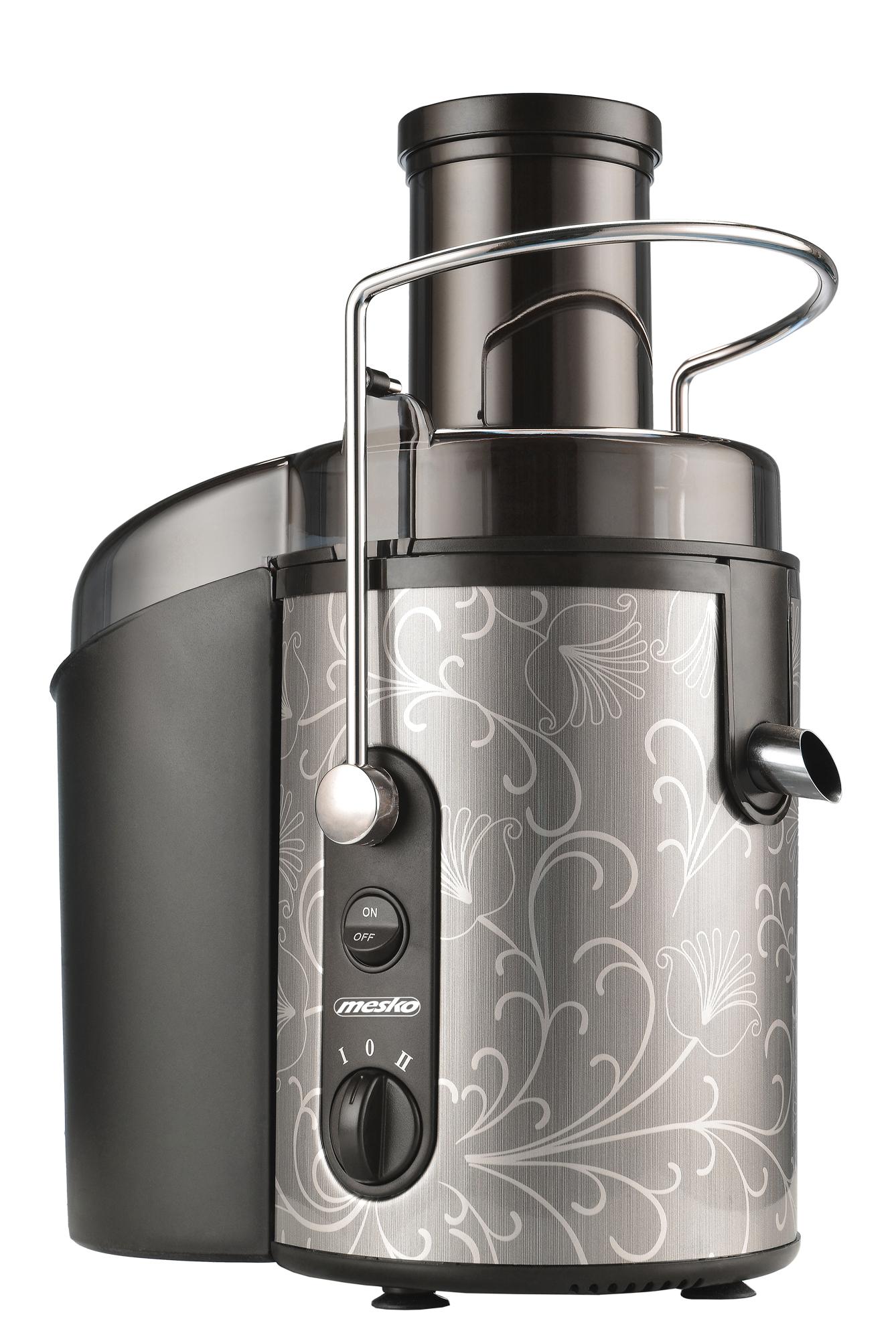 Mesko Type Juice Extractor, Stainless steel, 1000 W W aksesuāri Mazās sadzīves tehnikas